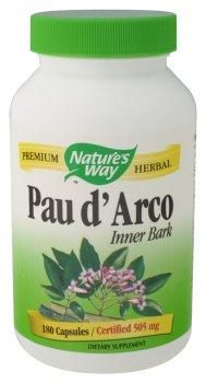 Nature's Way - Pau D'Arco Inner Bark 545 mg