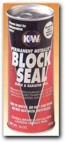 k&w permanent metallic block seal instructions