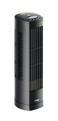 Seville Classics UltraSlimline EHF10115 17-Inch Tower Fan