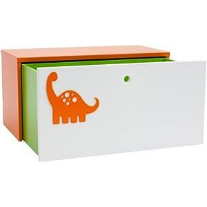 yam&toast Free Range Toybox, White