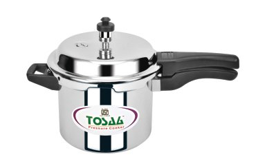 Tosaa Aluminium 2 L Pressure Cooker (Outer Lid)