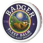 Badger Sleep Balm Certified Organic L...