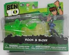Ben 10 Omniverse Mini PVC 2 1/2 Inch Figure 2Pack Rook Bloxx