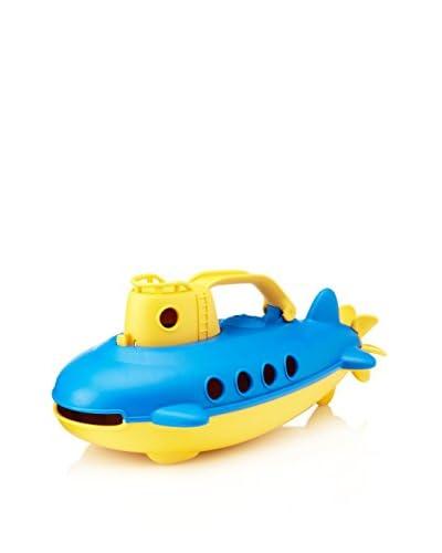 My First Submarine Underway