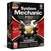 System Mechanic Professional - Unlimited PCs (NEW version 11)