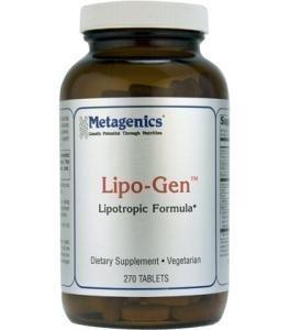 Metagenics - Lipo-Gen - 270 Tablets