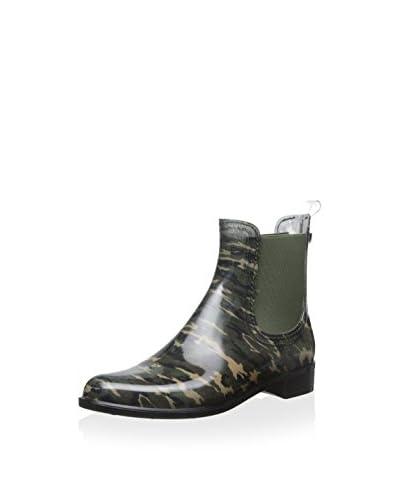 Igor Women's Urban Camoflage Short Rain Boot