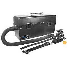 Atrix Omega Supreme Plus VACOMEGAS, ESD Safe, 1-Gallon Dry Portable Service Vacuum