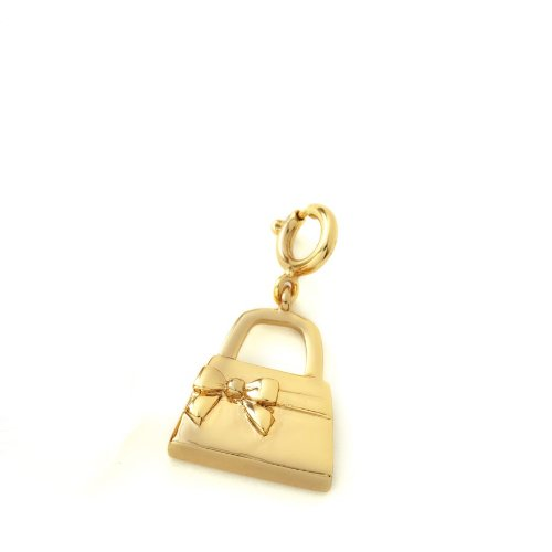 "Growing up Girls ""Age 13"" Purse Charm - 1"