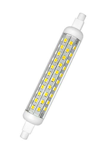 Ecobelle lampadina led r7s 10w 1200 lumen bianco caldo for Lampada led r7s 2000 lumen