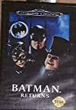 Batman Returns - Megadrive - PAL