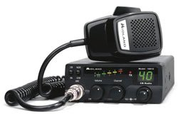 40 Channel Cb Radio - 4 Watts Power-2Pack front-1063699