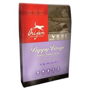 Orijen Large Breed Puppy Dry Dog Food 28.6 Lb.