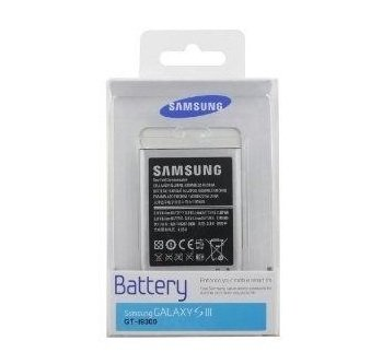 Samsung Eb-f1m7flu Battery for Galaxy S3 Mini - Original OEM - Retail Packaging (Oem Samsung S3 Mini Battery compare prices)