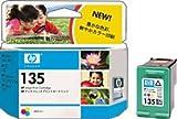 HP プリントカートリッジ HP135 3色カラー C8766HJ