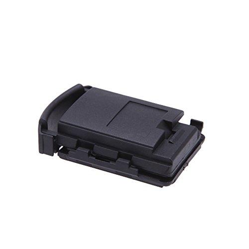 KKMOON Fernschlüsselkasten Auto Schlüssel Fob Shell für Vauxhall Corsa Meriva Opel Agila 2 Tasten