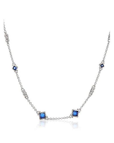 Judith Ripka Collar plata de ley 925 milésimas
