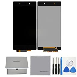 Full LCD Touch Digitizer Screen Assembly Replacement for Sony Xperia Z1 L39h C6902 C6903 C6906 C6943