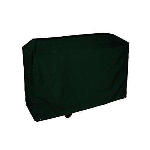 Generic 145x65x115cm Garden Patio Outdoor Waterproof Dustproof BBQ Barbecue Gas Grill Wagon Burner Cover
