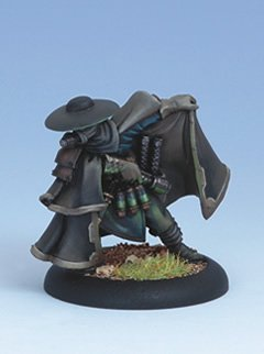 Privateer Press Warmachine - Mercenaries - Gorman Di Wulfe Model Kit