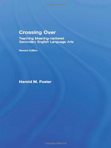 Crossing Over: Teaching Meaning-centered Secondary...