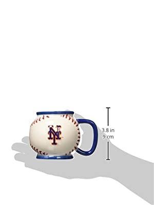 MLB Sculpted Baseball Mug