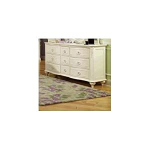 Bundle-83 Enchantment Nine Drawer Dresser (2 Pieces) from Legacy Classic Furniture