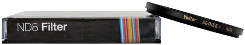Vivitar ND8 VIV-ND8-58 Natural Density Filter (Black)