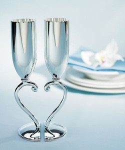 Classic-Styling-Interlocking-Heart-Stem-Toasting-Goblets