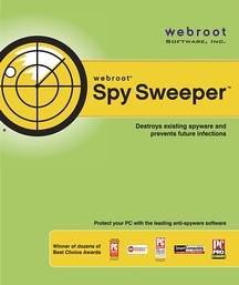 Webroot Spy Sweeper Antispyware 5.x