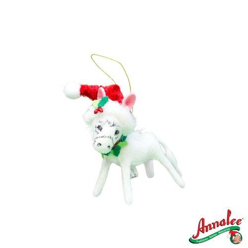 Annalee 4″ Cozy Christmas Donkey