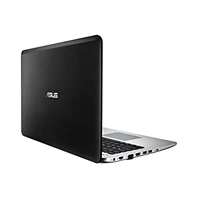 Asus A555LA-XX1909T 15.6-inch Laptop(Core i3 4005U/4GB/1TB/Windows 10/Intel HD 4400 Graphics), Matte Black