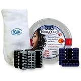 IGIA Heat & Curl Heats in Mocrowave Rollers 10 Pcs