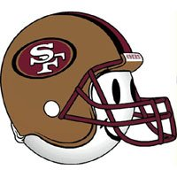 San Francisco 49ers Helmet Antenna Topper at Amazon.com