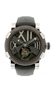 Romain Jerome Titanic DNA Rusted Steel T-oxy III Tourbillon To.t.oxy3.11bb.00