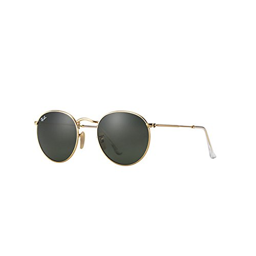 Ray-Ban Unisex Sunglasses RB3447 Gold (001 001)