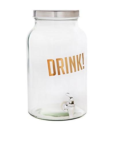 Home Essentials Posh DRINK! 1.5-Gal. Beverage Dispenser