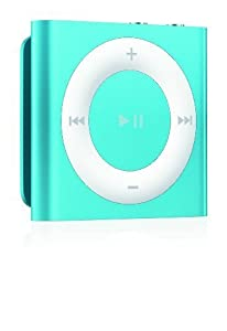 Apple iPod shuffle 2GB - Blue  (Latest Model - Launched Sept 2012)