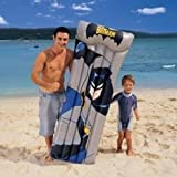 Batman Batmat Inflatable Lilo & Swimming Pool Toy