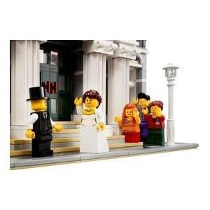 レゴ・クリエイター ファイヤーブリゲードの外観