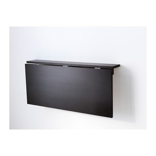 ikea wandklapptisch bjursta klapptisch in 90x50cm. Black Bedroom Furniture Sets. Home Design Ideas