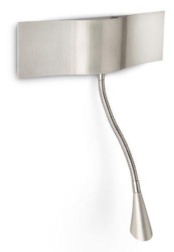 philips-instyle-probo-wall-light-matt-chrome-integrated-2-x-25-watts-led-bulb