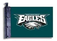 Philadelphia Eagles Antenna Flags
