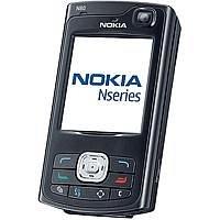Nokia N80 pearl black UMTS Handy