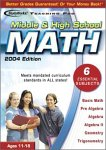 Studyworks! Teaching Pro: Middle School Math & Science (Win/Mac)