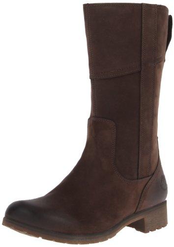 Timberland Women's Putnam Mid Boot,Dark Brown,11 W US