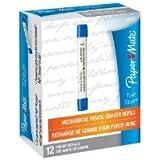 Paper Mate Mechanical Pencil Jumbo Twist Eraser Refills, 24 Refills (64892)