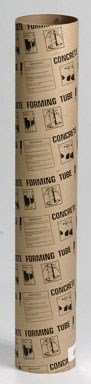 Best Deals! Quikrete Concrete Forming Tube 10  Dia X 4 ' L
