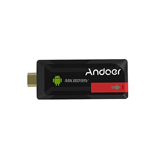 Andoer® MK809IV Mini PC TV Dongle Clé Android 4.4 Quadcore rk3188t 2 G/16G XBMC Bluetooth 4.0 DLNA WiFi