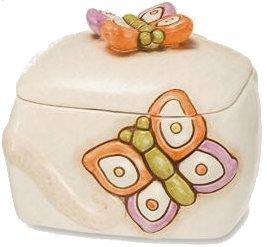 Thun accessori da bagno portaovattine di cotone farfalla c357 mobili da bagno - Linea bagno thun ...